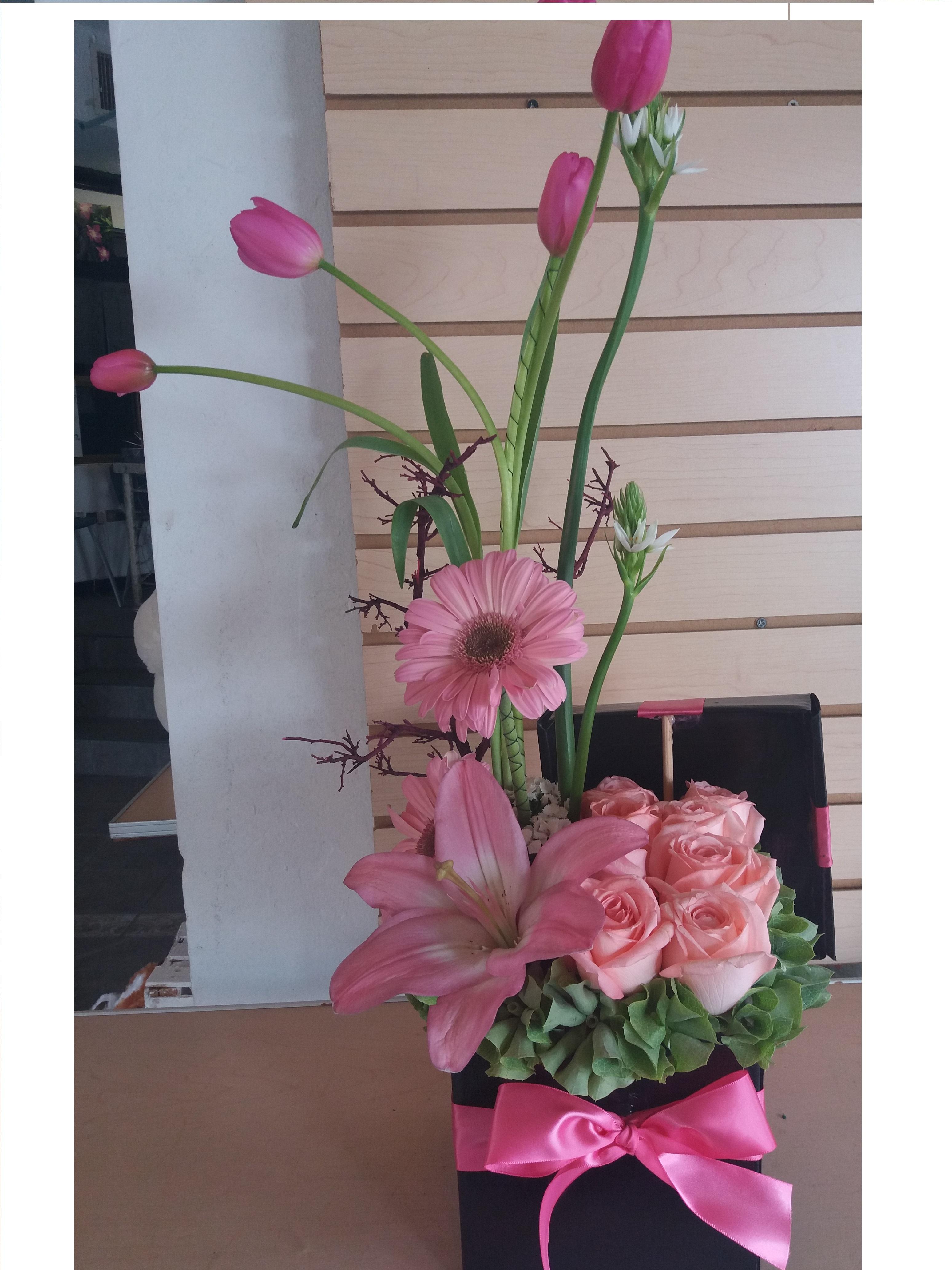 Cajas Florales
